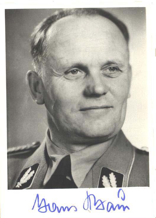 Hans Baur Net Worth